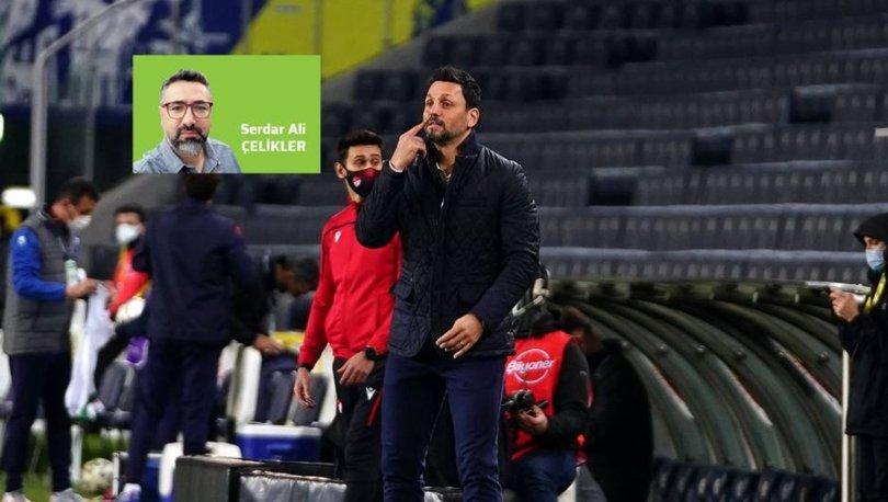 Son dakika Serdar Ali Çelikler yazdı: Oyunu kaybetti 3 puanı aldı