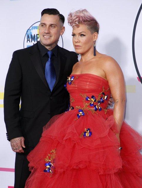 Pink: Bizimle gurur duyuyorum bebeğim - Magazin haberleri