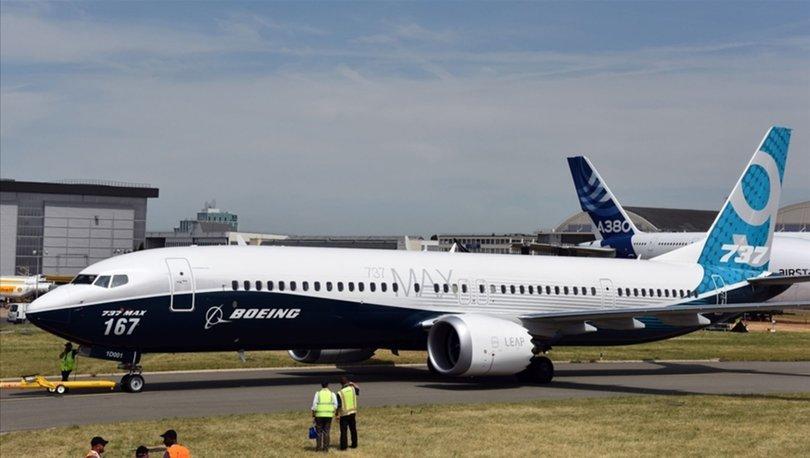 Boeing, 346 cana mal olan kazalar için 2,5 milyar dolar tazminat ödeyecek!