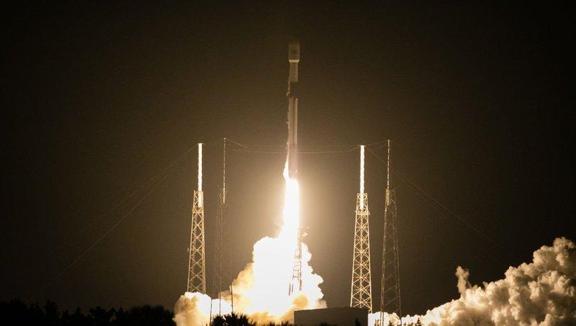 Türkiye'nin 7'nci uydusu uzayda