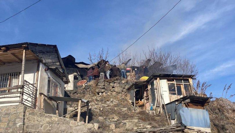 Komşuları demir kapıyı açamayınca hayatını kaybetti - Haberler