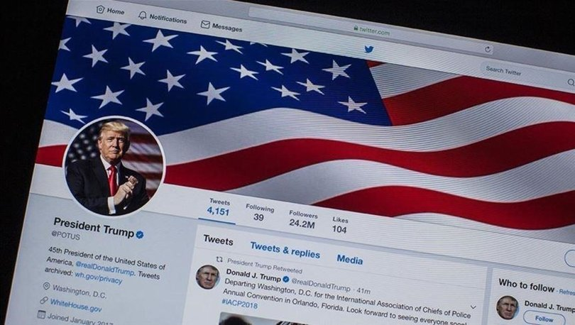 Trump ve destekçilerine sosyal medya şirketlerinden yakın markaj!