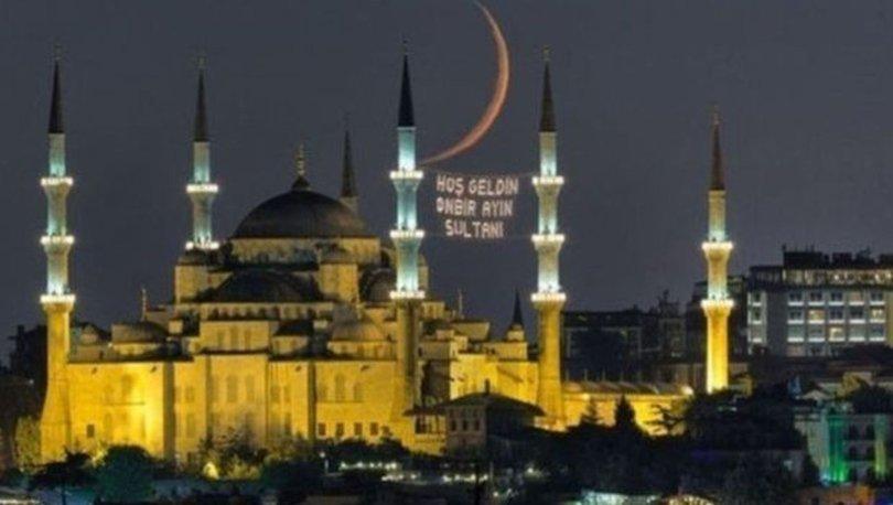 Ramazan başlangıcı 2021 | 11 ayın sultanı Ramazan ne zaman başlayacak?