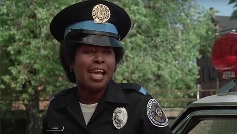 Polis Akademisi'nin Laverne Hooks'u Marion Ramsey vefat etti! - Magazin haberleri