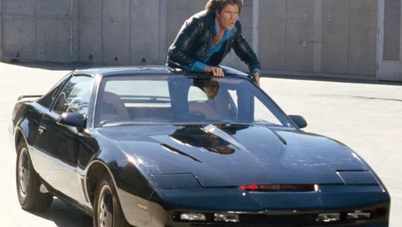 David Hasselhoff 'Kara Şimşek'i satıyor