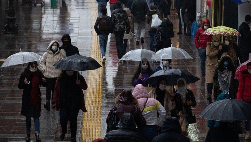 Eskişehir, Bursa, Kütahya ve Bilecik'te hafta sonu ılık ve yağışlı geçecek
