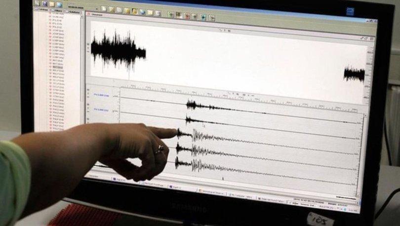 Deprem mi oldu, nerede, kaç şiddetinde? 8 Ocak AFAD - Kandilli Rasathanesi son depremler haritası