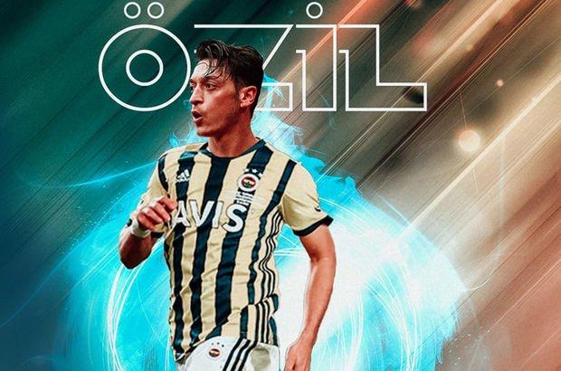 Fenerbahçe Mesut!
