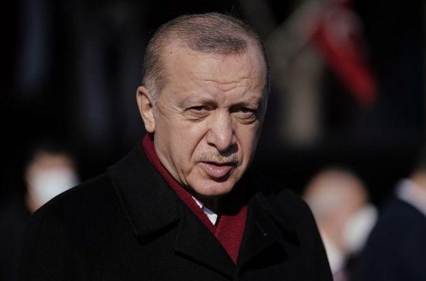 Cumhurbaşkanı Erdoğan'dan ABD mesajı: Tüm dünyayı şok etmiştir