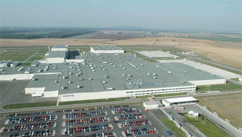 Çekya'daki fabrika Toyota'nın kontrolüne geçti