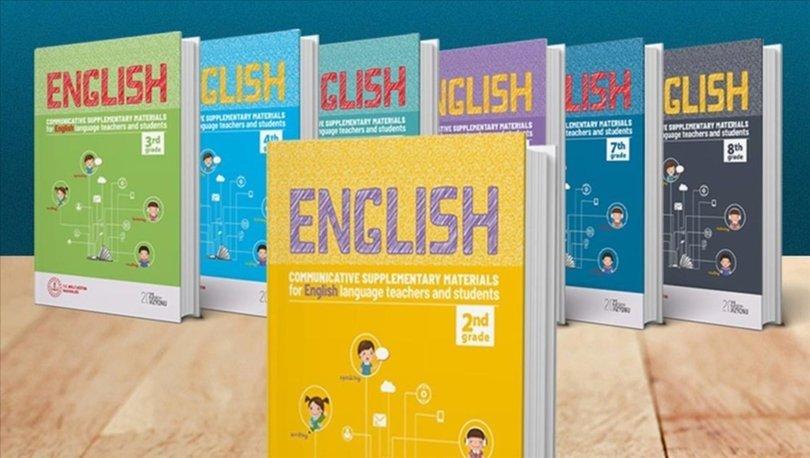 Milli Eğitim Bakanlığı ilk ve ortaokul öğrencileri için 'İngilizce Etkinlik Kılavuzları' hazırladı - Haberler
