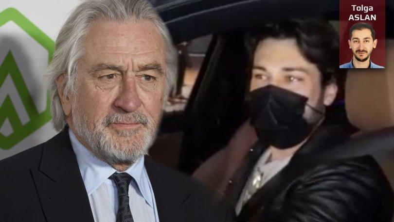 Alp Navruz: Robert De Niro'nun davetinden onur duydum - Magazin haberleri