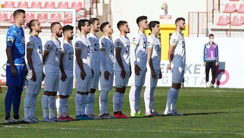 Akhisarspor'da 2 futbolcunun Kovid-19 testi pozitif çıktı