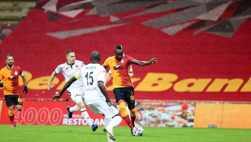 Mbaye Diagne en erken golü attı!