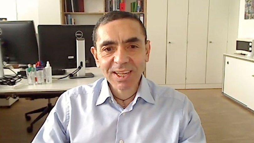 Dünyanın konuştuğu Türk bilim insanı Prof. Uğur Şahin amatör futbolcu çıktı