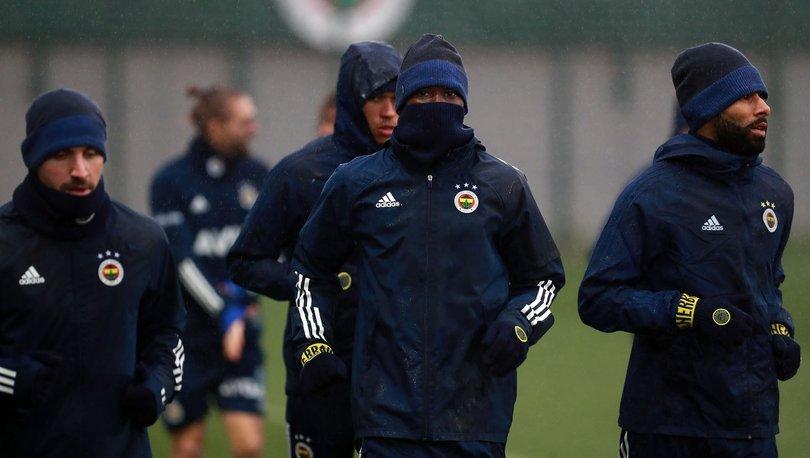 Fenerbahçe'de Erzurumspor maçı hazırlıkları