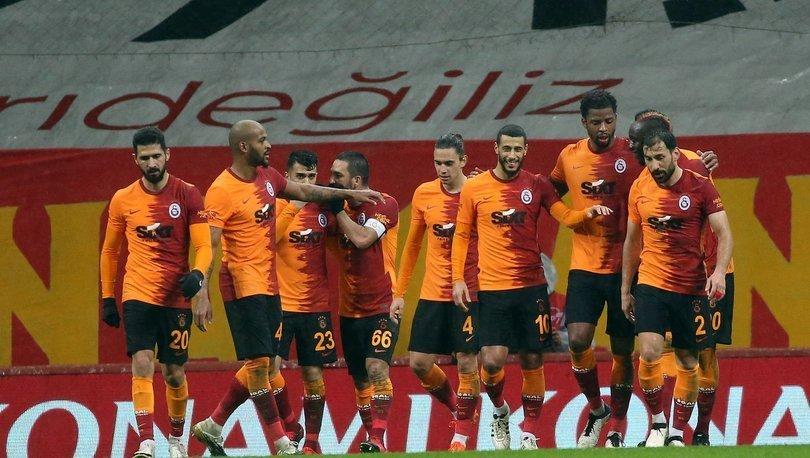Galatasaray: 6 - Gençlerbirliği: 0 | MAÇ SONUCU