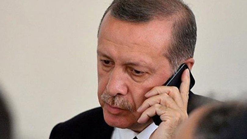 Cumhurbaşkanı Erdoğan'dan Diyarakır'da şehit edilen askerin annesine başsağlığı