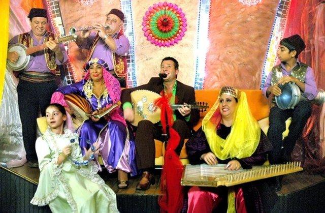 Cennet Mahallesi'nin oyuncuları Seyit Karabulut ile Belemir Temizsoy yıllar sonra bir arada - Magazin haberleri
