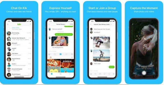 Mesajlaşma uygulaması Kik nedir? Kik nasıl kullanılır? Kik uygulaması ücretli mi?