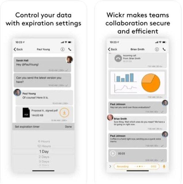 Mesajlaşma uygulaması Wickr Me nedir? Wickr Me nasıl kullanılır? Wickr Me uygulaması ücretli mi?