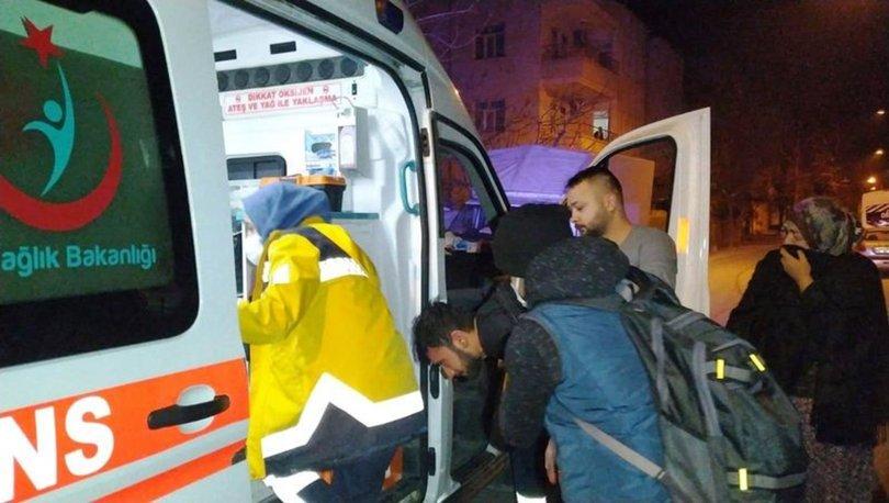 Adıyaman'da tartıştığı kardeşini bıçakla yaralayan şüpheli gözaltına alındı