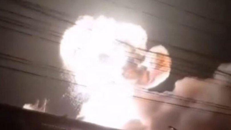 Çin´de batarya fabrikasında şiddetli patlama: 1 ölü, 20 yaralı