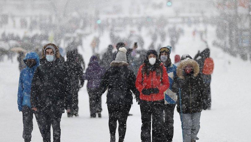 SON DAKİKA: İspanya'da son 50 yılın en yoğun kar fırtınası: 3 ölü! - Haberler