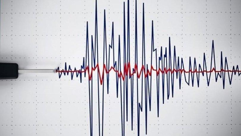Son dakika depremler listesi: Deprem mi oldu, nerede? 10 Ocak AFAD - Kandilli son depremler