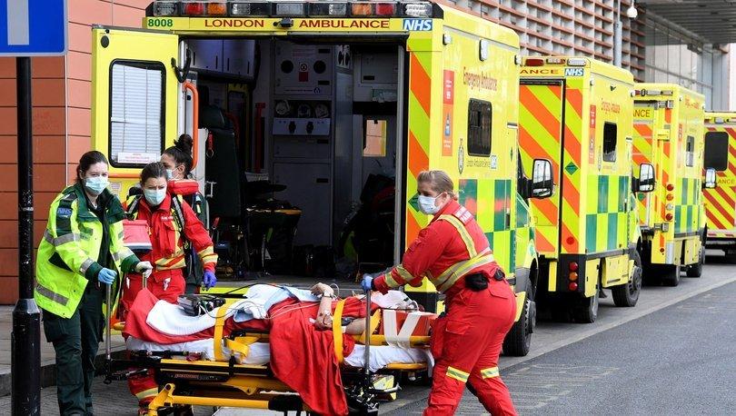 SON DAKİKA: İngiltere'de endişe veren koronavirüs açıklaması: Hastaneler tıka basa dolu! - Haberler