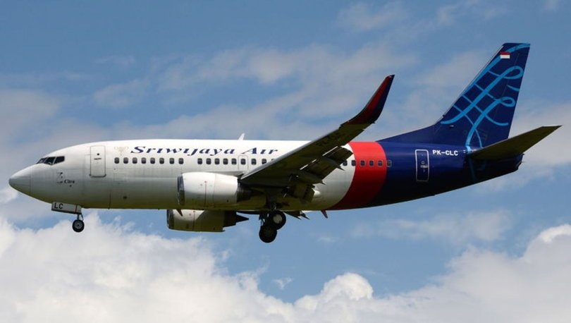 SON DAKİKA: Endonezya'da düşen yolcu uçağından sinyal alındı