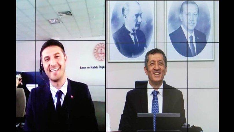 Milli Eğitim Bakanı Ziya Selçuk'tan sürpriz - Son dakika Haberleri