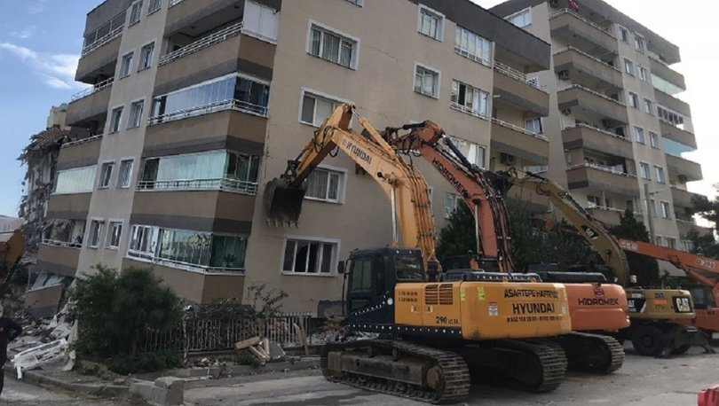 İzmir depremi sonrası 224 milyon liralık ödeme yapıldı