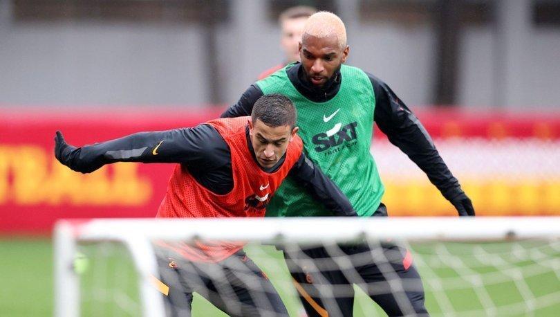 Galatasaray, Yeni Malatyaspor maçının hazırlıklarına başladı