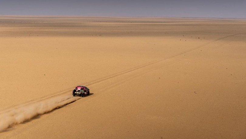 Dakar Rallisi'nin 7. etabı tamamlandı
