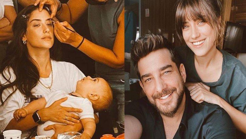 Enis Arıkan: Hazal Kaya, hasta bir bebeğe süt annelik yaptı - Magazin haberleri