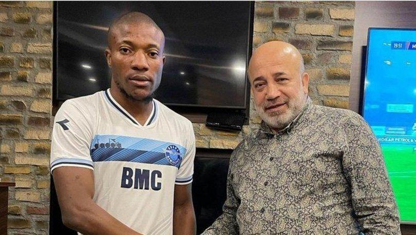 Adana Demirspor, Francis Ezeh'i transfer etti