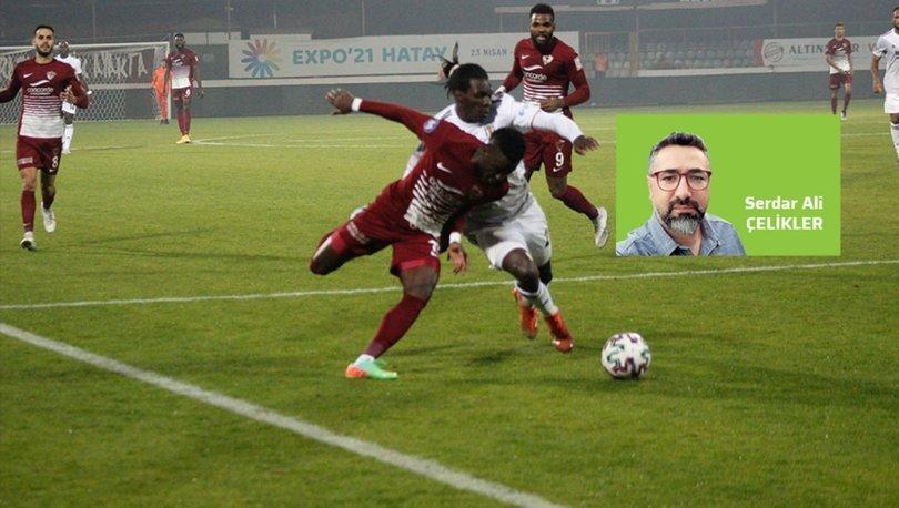 Serdar Ali Çelikler'den son dakika Hatayspor Beşiktaş maç yorumu!