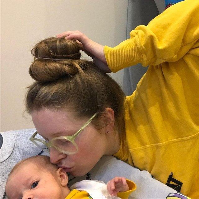 Jessie Cave'in bebeği koronavirüsü yendi - Magazin haberleri