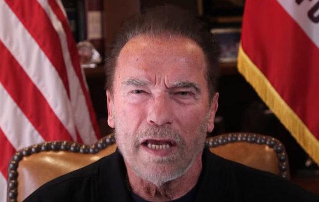 Arnold Schwarzenegger: Donald Trump en kötü başkan olarak tarihe geçecek - Magazin haberleri