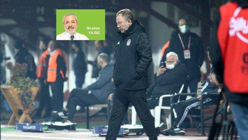 İbrahim Yıldız: Sergen Yalçın'ın Galatasaray planı