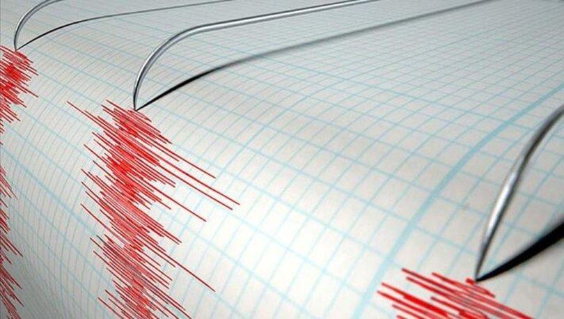 Elazığ Sivrice'de 3,2 büyüklüğünde deprem
