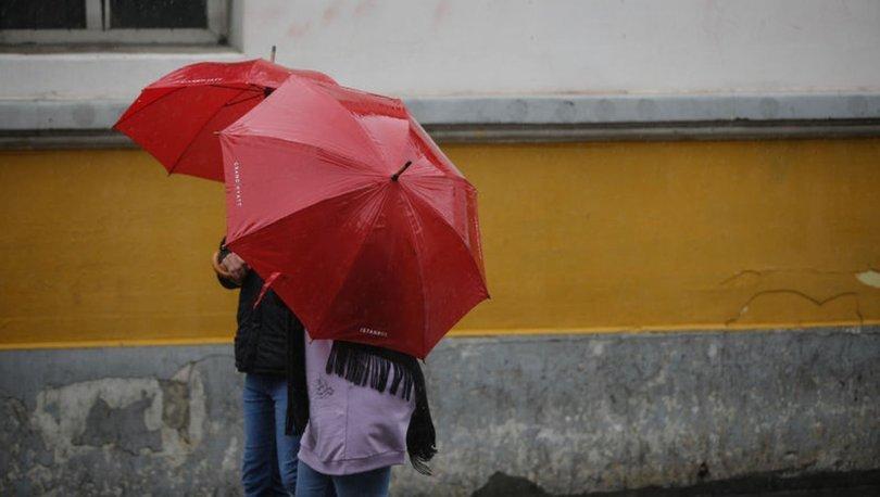 YAĞMUR| Son dakika hava durumu: Meteoroloji uyardı! İstanbul - Ankara
