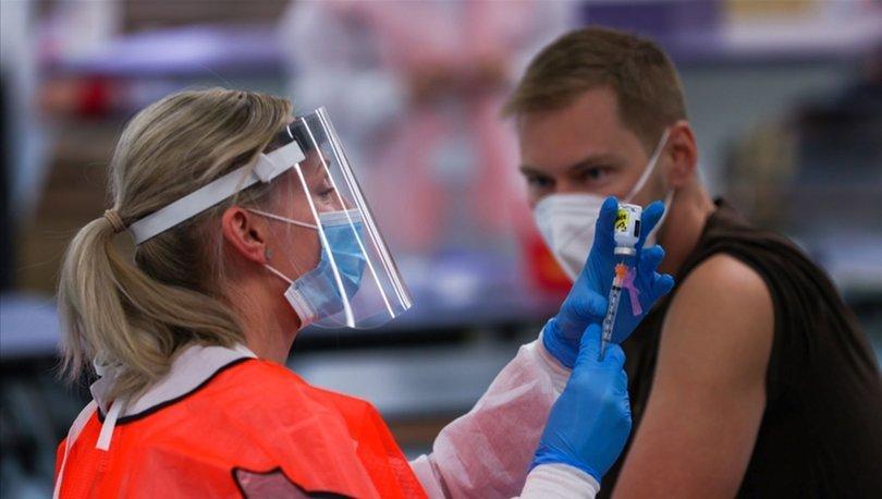 New York'un iki bölgesinde 'mega aşı merkezi' kuruldu!