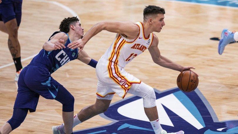 NBA'de Hawks forması giyen Bogdanovic dizinden sakatlandı