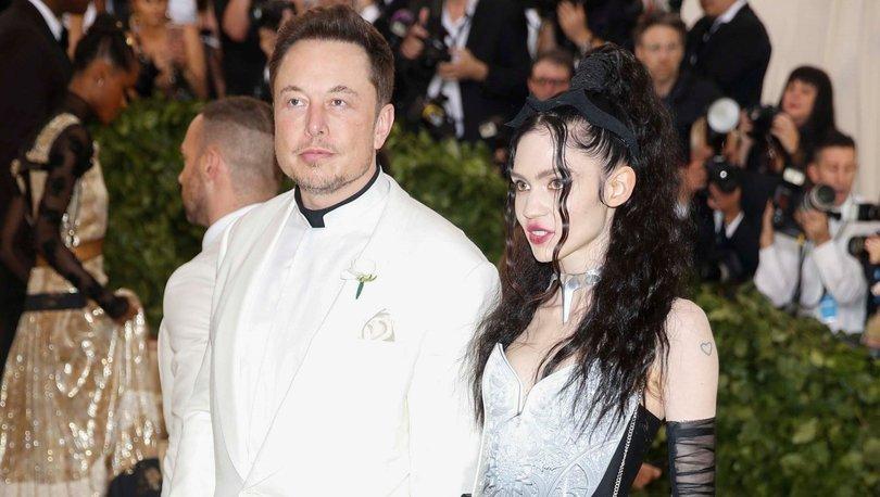 Elon Musk'ın sevgilisi Grimes koronavirüse yakalandı - Magazin haberleri