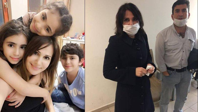 Lübnanlı annenin velayet gözyaşları