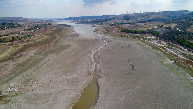 Yılın ilk haftasında barajlara gelen su miktarı belli oldu