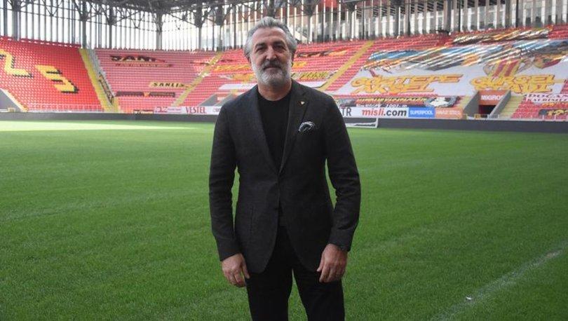 Göztepe Kulübü Başkan Vekili Talat Papatya'dan teknik direktör açıklaması