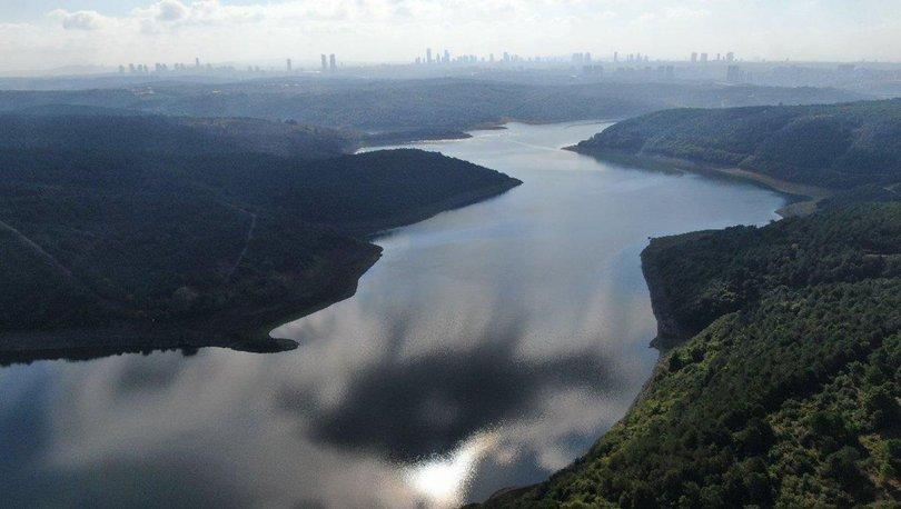 İstanbul baraj doluluk oranı arttı mı? İstanbul baraj doluluk oranı 2021 son veriler